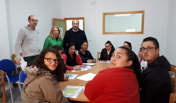"""Inicio de la acción formativa """"Habilidades Sociales y la gestión de las emociones «"""