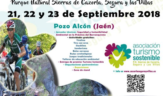 Presentada en Jaén, la III Feria de Turismo Sostenible a celebrar en Pozo Alcón este fin de semana