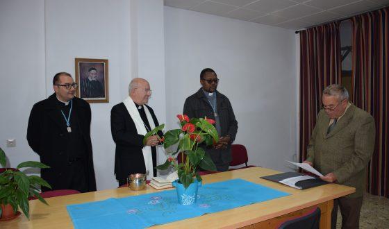 Cáritas Parroquial inaugura oficialmente su nuevo local