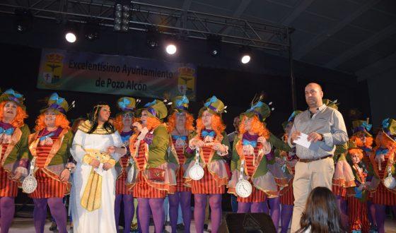 Galería de fotos: Entrega de premios del Carnaval