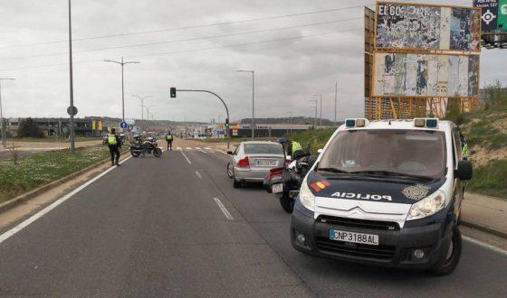 Este fin de semana se aumentan los controles en carreteras