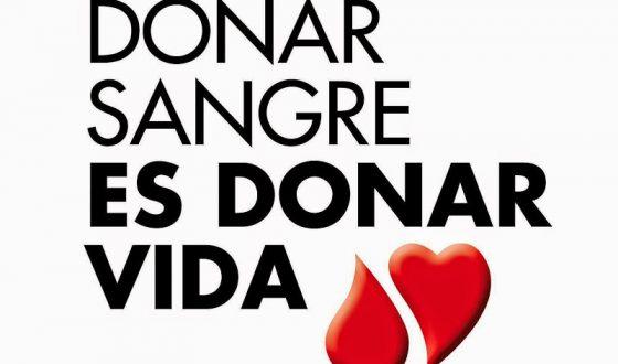 Miércoles 14 de Abril, donación sanguínea