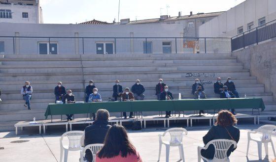 Los regantes de Pozo Alcón, Hinojares y Cuevas del Campo aprueban las nuevas fases de modernización de riego